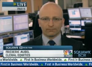 Sales Trader Frédéric Aubel