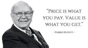 Warren Buffet trader options