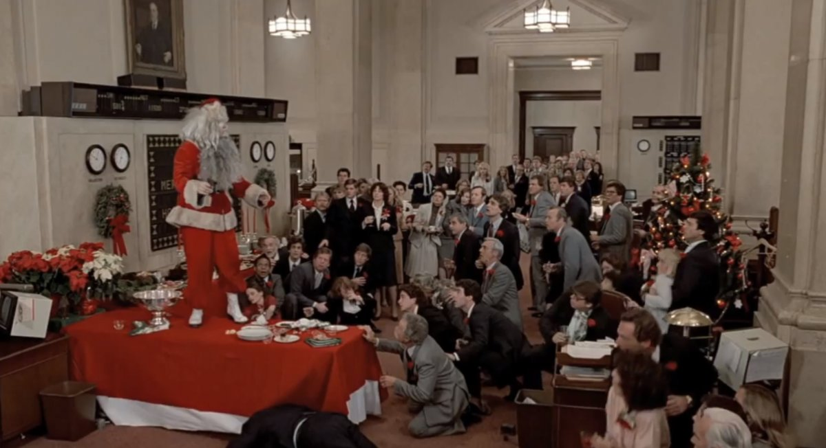 Un fauteuil pour deux Santa