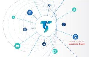 TradeStation + IB logo